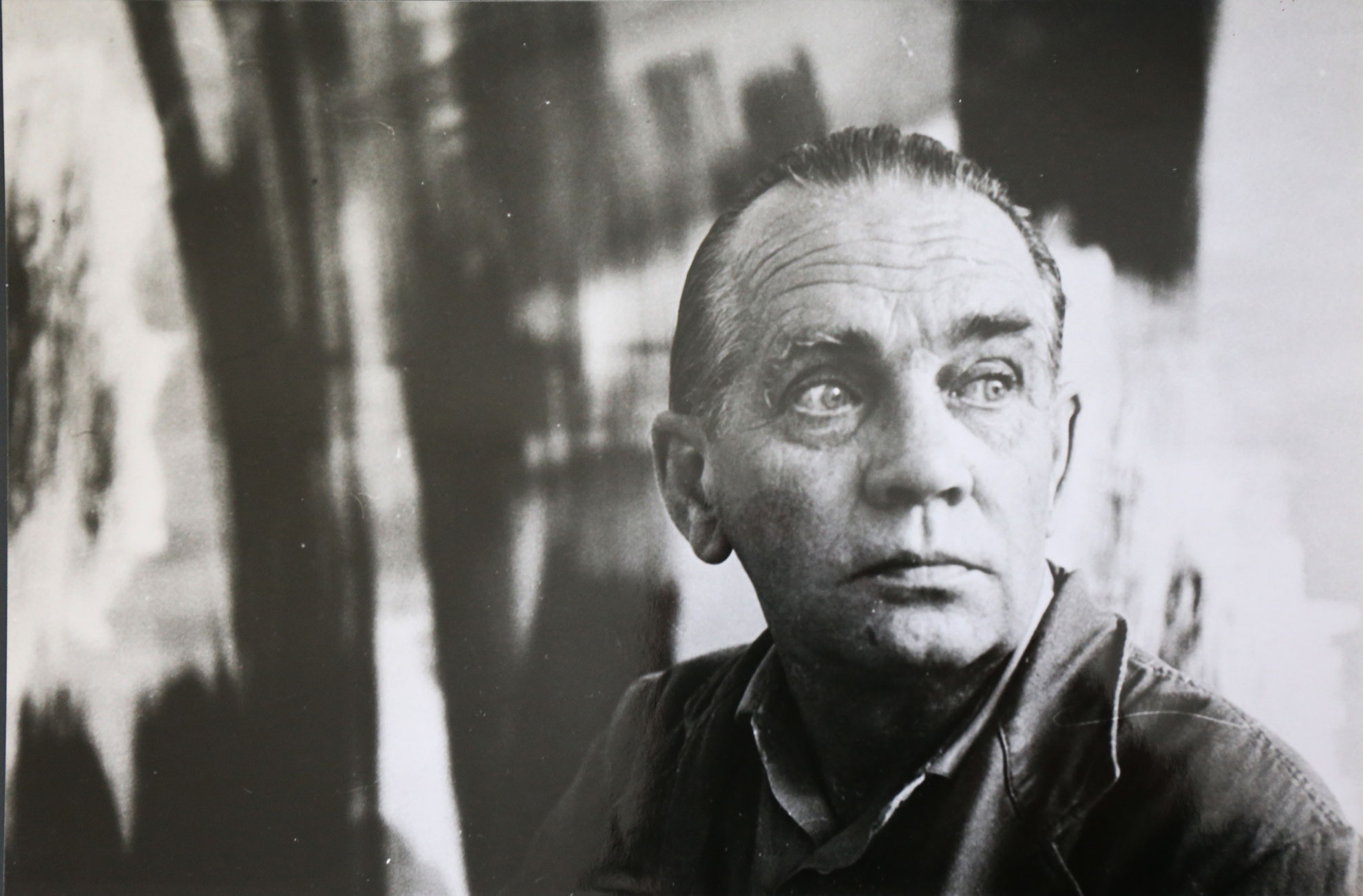 Fritz Winter, Kunstwerk des Monats Januar 2019