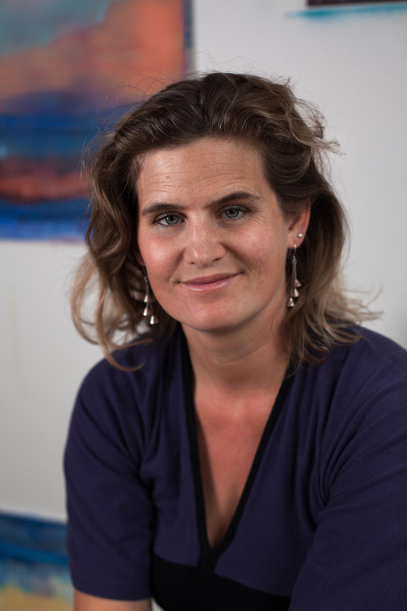 Anna Eibl-Eibesfeld, Kunstwerk des Monats, Berg, Februar 2019