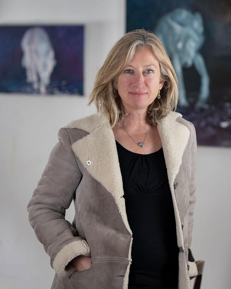 Kunstwerk des Monats April 2021: Gisela Krohn